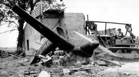Les aérodromes alliés en Normandie P0117210