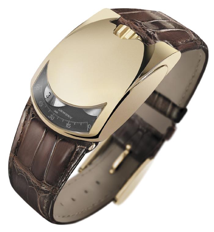 """Investiriez-vous 10 000 euros dans une montre très """"déjantée"""" 1910"""
