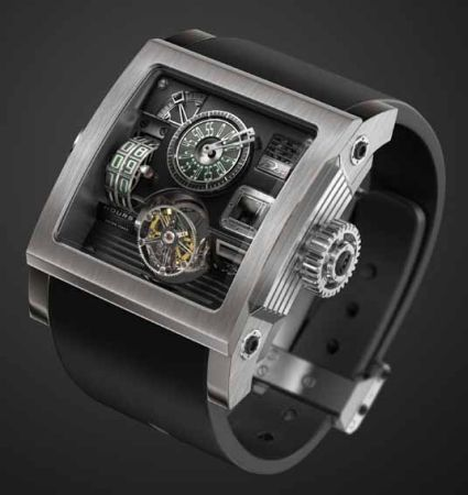 """Investiriez-vous 10 000 euros dans une montre très """"déjantée"""" Vulne_10"""