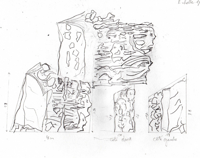 Le Chaos le projet de Bernard Lougarre - Page 2 Projet11