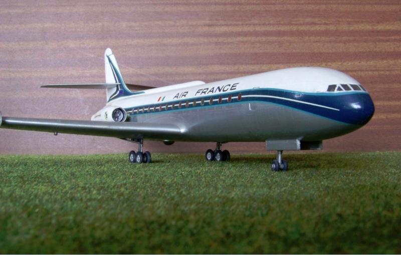 [Linberg] SNCASE SE 210 Caravelle, 1/96 2010-012