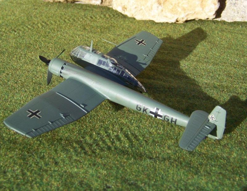 [Airfix] Blohm u. Voss BV 141 B-1, 1970  Bv_14110