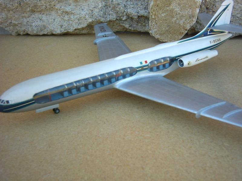 [Linberg] SNCASE SE 210 Caravelle, 1/96 Sncase14