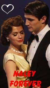Haley et Nathan Scott