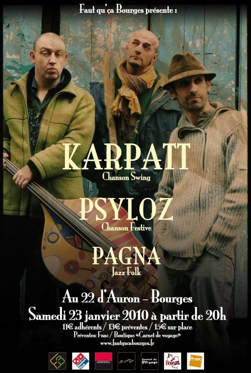 23 janvier à BOURGES (18) Karpat10