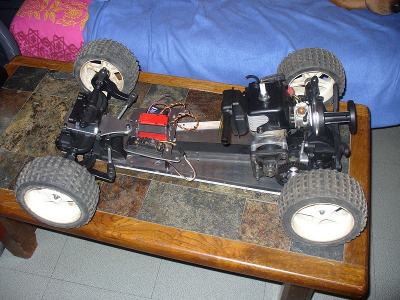 baja 4WD barbie girl lol P1050943