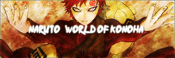 Naruto World Of Konoha