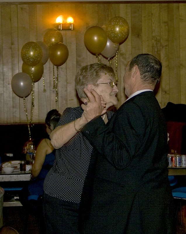 The Golden Wedding Dancin10