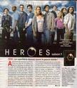 Actualité de la série Heroes10