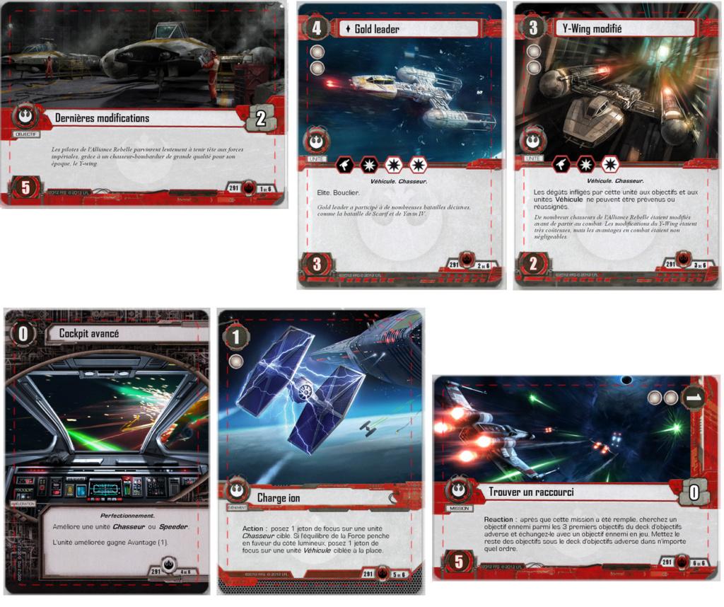 Cycle de l'Au-Délà - Force Pack 1 : Secrets Perdus Object15