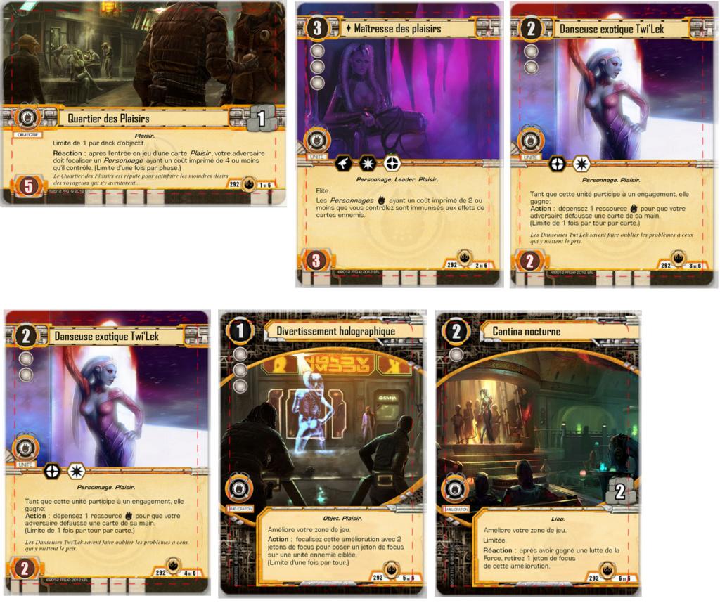 Cycle de l'Au-Délà - Force Pack 1 : Secrets Perdus Object16