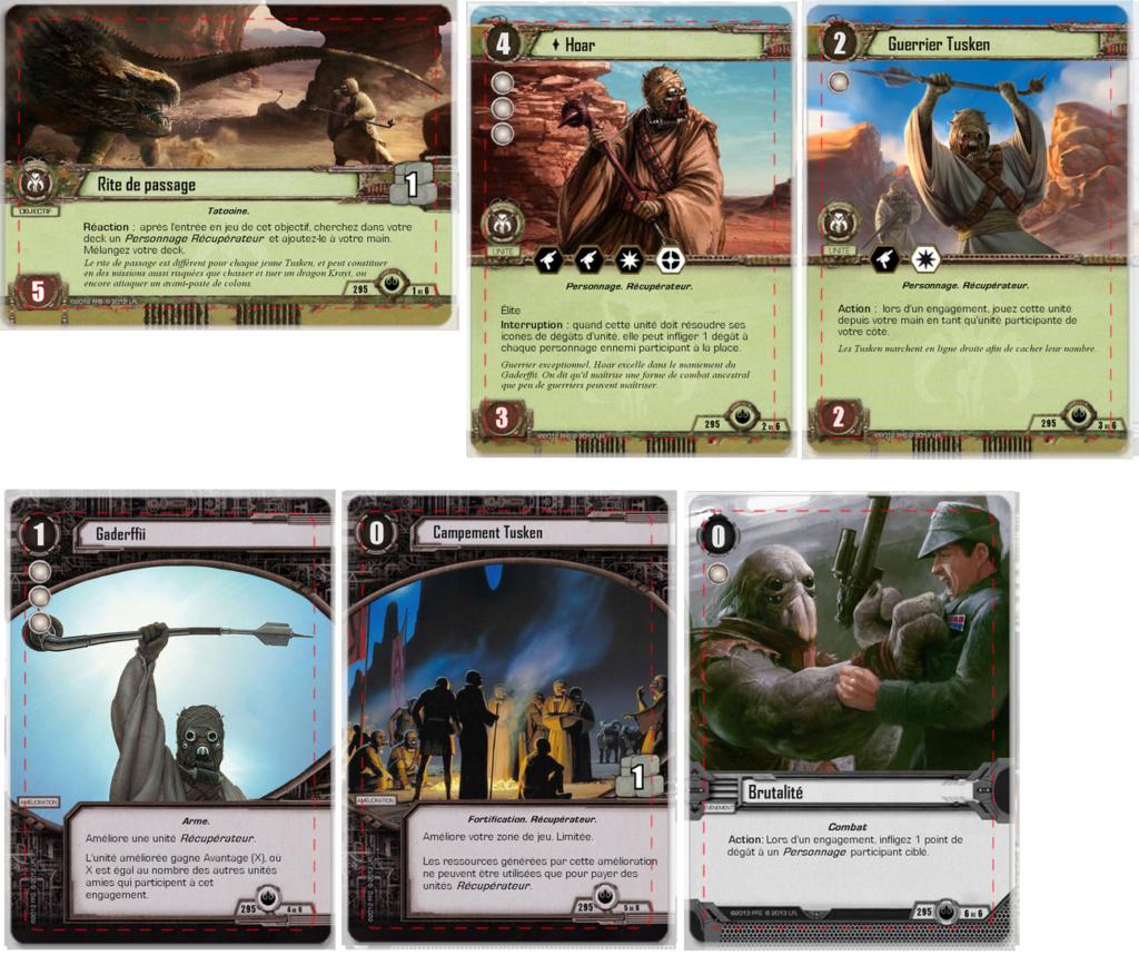 Cycle de l'Au-Délà - Force Pack 1 : Secrets Perdus Object19