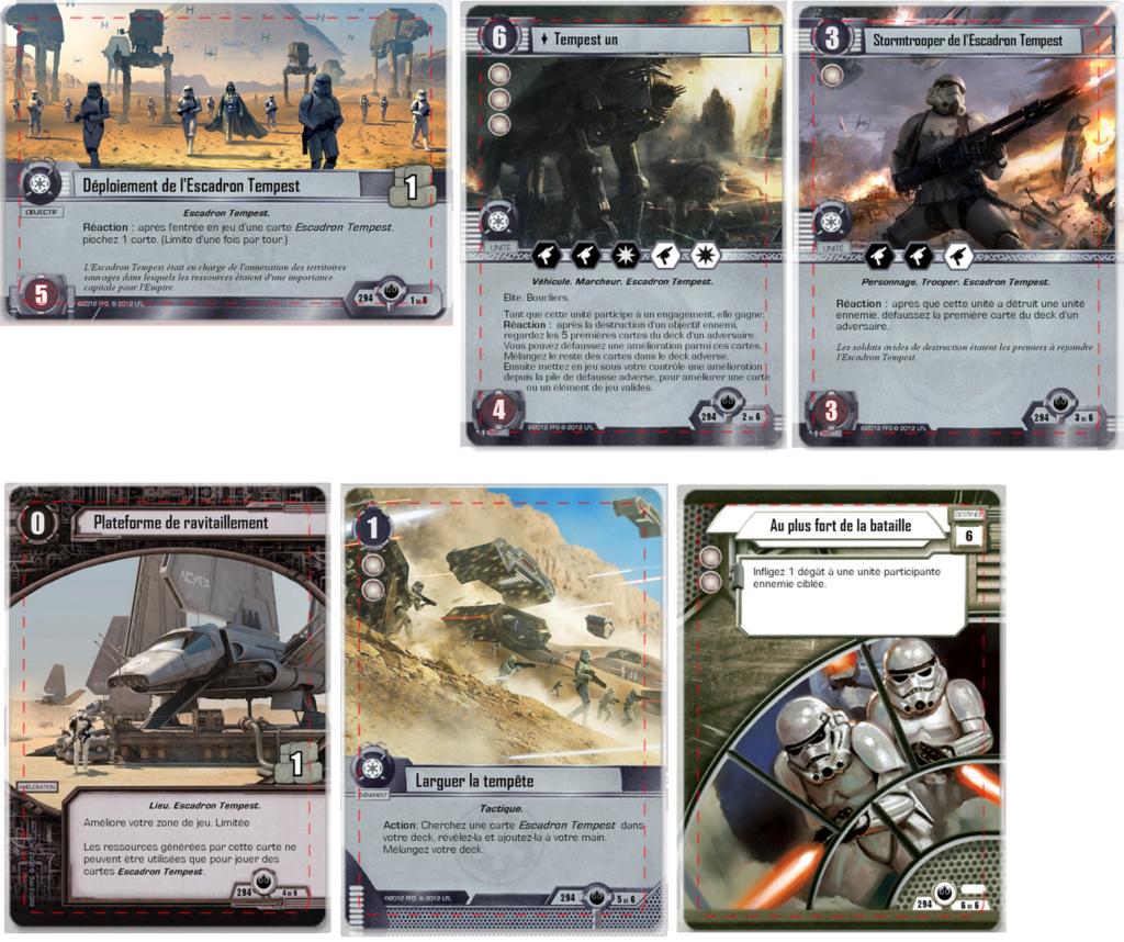 Cycle de l'Au-Délà - Force Pack 1 : Secrets Perdus Object24