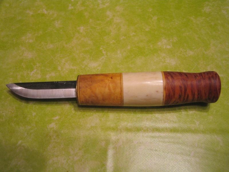 Mes réalisation de couteaux Puukko10