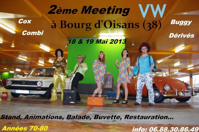 Bourg d'Oisan (38) 18 et 19 mai 2013 Meetin10