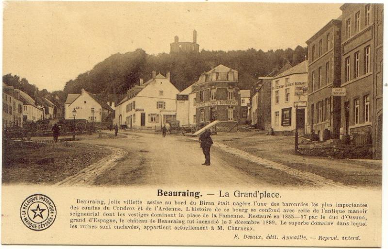 """Week-end """"Découverte"""" à Beauraing Grand-10"""