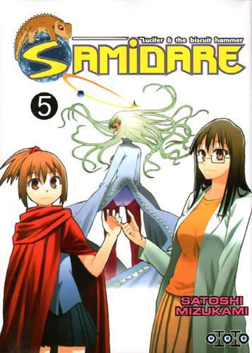 Samidare-Lucifer and the Biscuit Hammer de Satoshi Mizukami 97823535