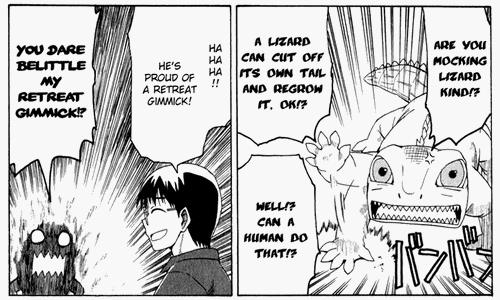 Samidare-Lucifer and the Biscuit Hammer de Satoshi Mizukami Lucife10