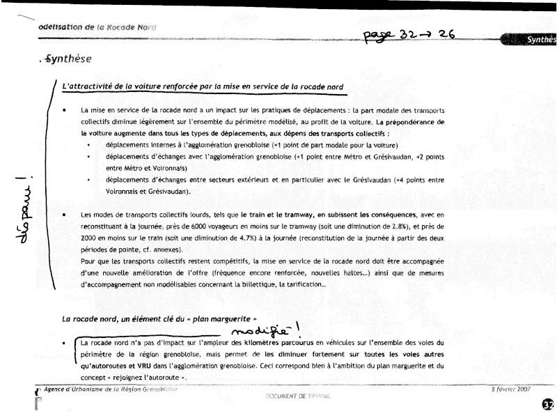 """La rocade nord : un projet """"pour mieux se déplacer"""" Rocade10"""