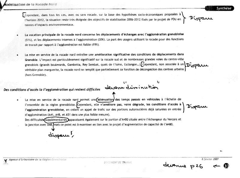"""La rocade nord : un projet """"pour mieux se déplacer"""" Rocade11"""
