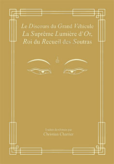 La Suprême Lumière d'Or: Roi du Recueil des Soutras Slo_co10