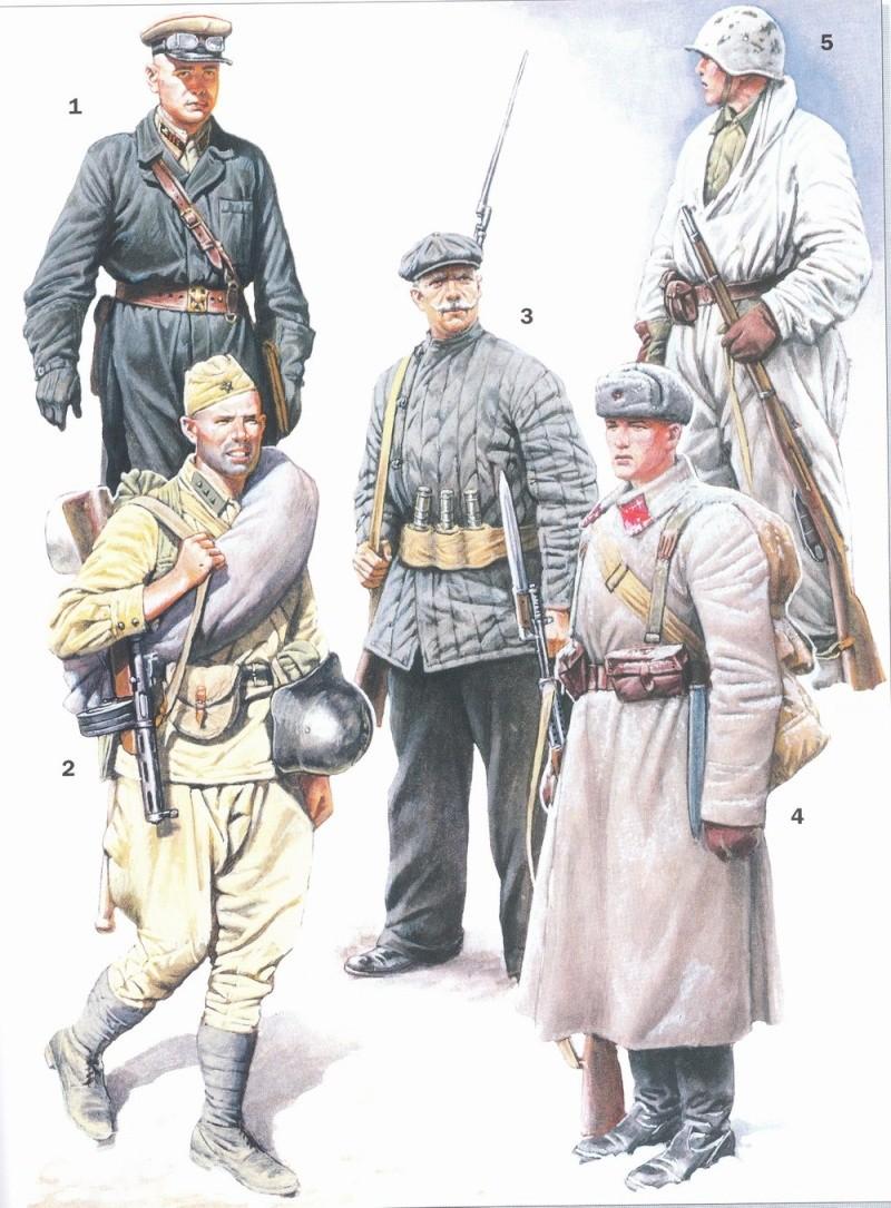 Troupe soviétique 1941-1942 Pic610