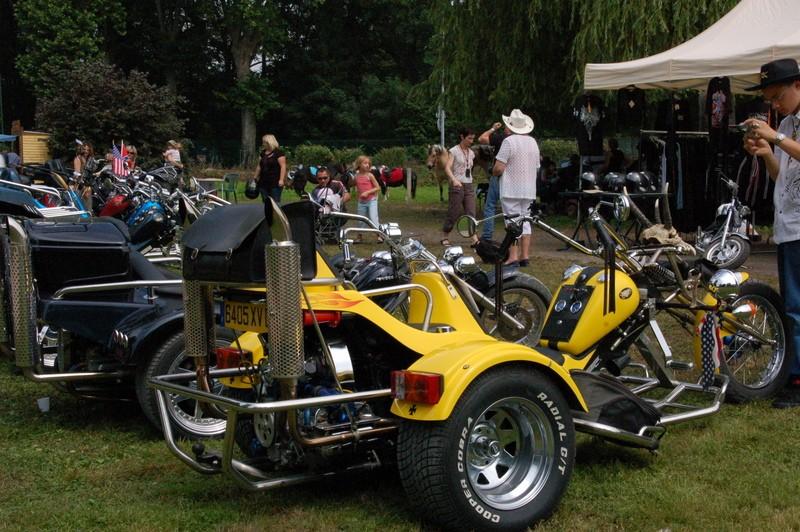 à vendre Trike chopper se conduit avec le permis voiture 00000t10