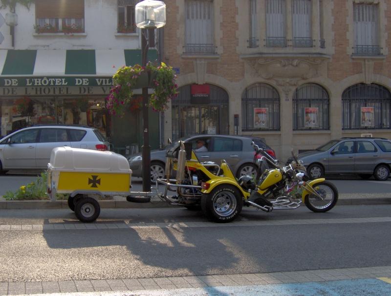 à vendre Trike chopper se conduit avec le permis voiture Hpim0510