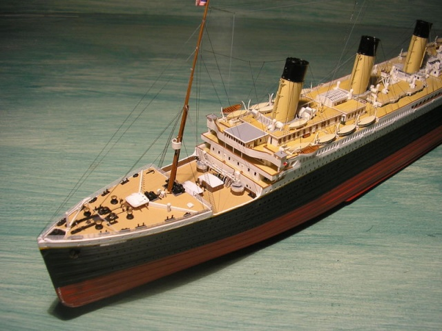Ma collection sur le Titanic Pc210711