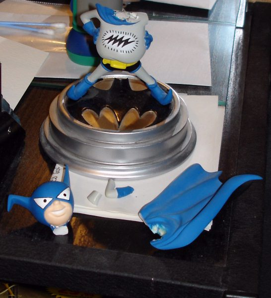 Collection n°164 : RAY BLUE Sonic010