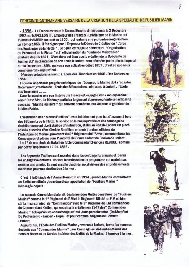 150 éme anniversaire des fusiliers marins à Lorient. - Page 2 Voltig11