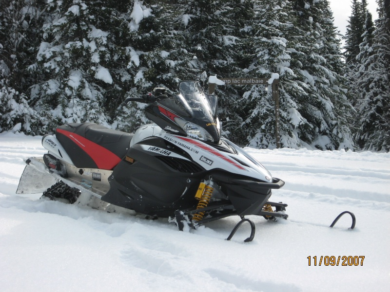 A VENDRE: 2008 APEX L-TX GT 40e Anniversaire 8 999$ Comme neuf Img_1316