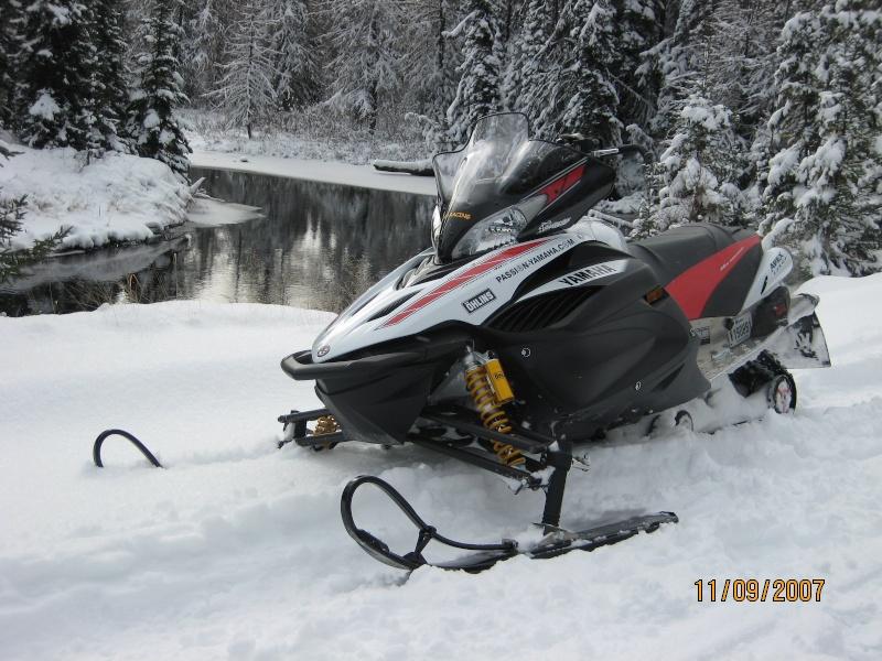 A VENDRE: 2008 APEX L-TX GT 40e Anniversaire 8 999$ Comme neuf Img_1317