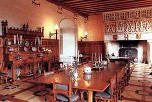 La salle à manger - Présentation - Jossel10