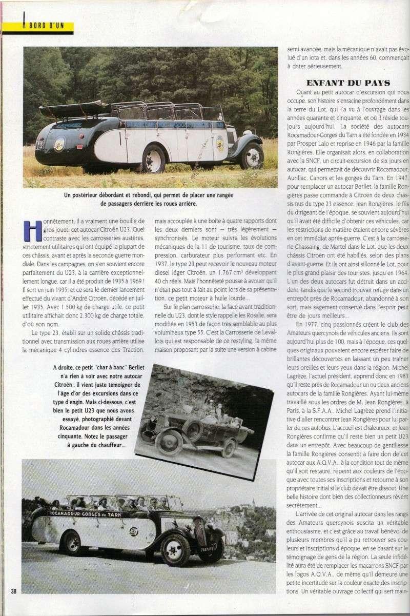 Photos d'autobus et autocars Citroën U23bus10