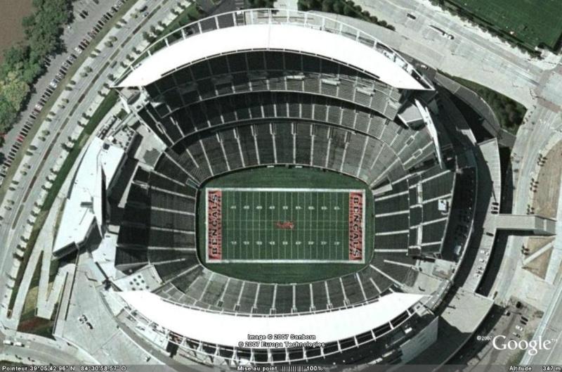 Stades de football américain full ! USA Bengal10