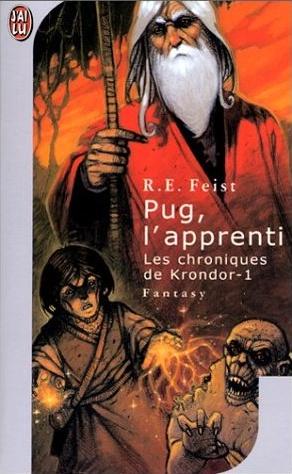 Feist Raymond - Pug l'apprenti - Les chroniques de Krondor T1 Pug1_b10
