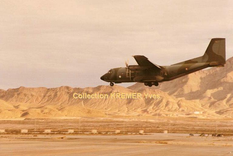 C160 Transall - la bête de somme de l'Armée de l'Air C_16010