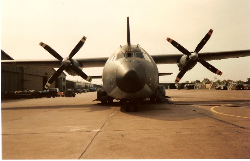 C160 Transall - la bête de somme de l'Armée de l'Air C_160_11