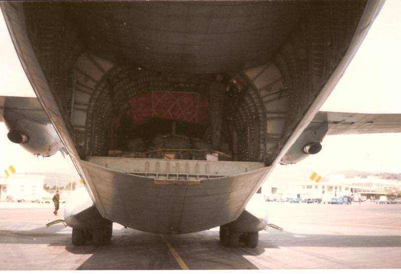 C160 Transall - la bête de somme de l'Armée de l'Air C_160_12