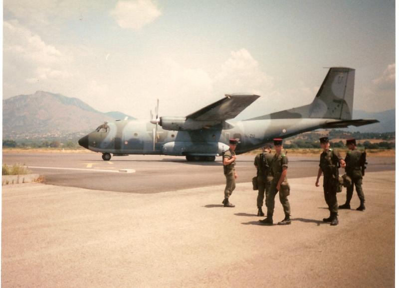 C160 Transall - la bête de somme de l'Armée de l'Air C_160_13
