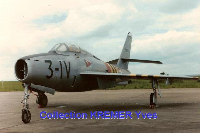 L'Armée de l'Air d'hier... F84f10