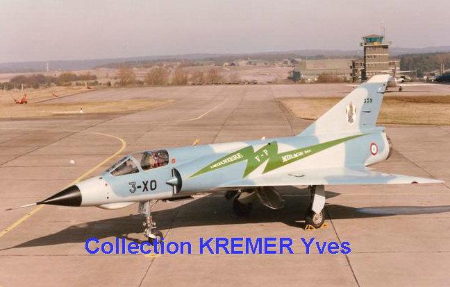 Mirage III Mirage11