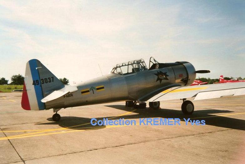 L'Armée de l'Air d'hier... T610
