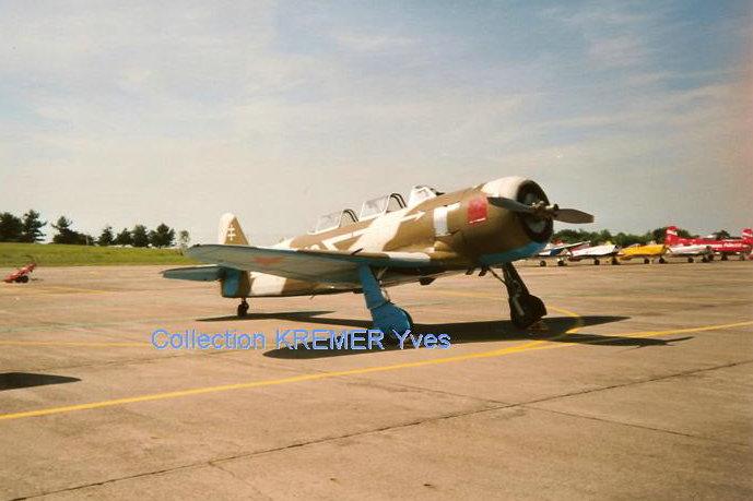 L'Armée de l'Air d'hier... Yak10