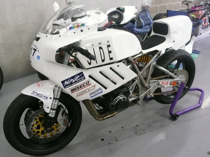 L 'ultime 1100 GPZ Biker_10