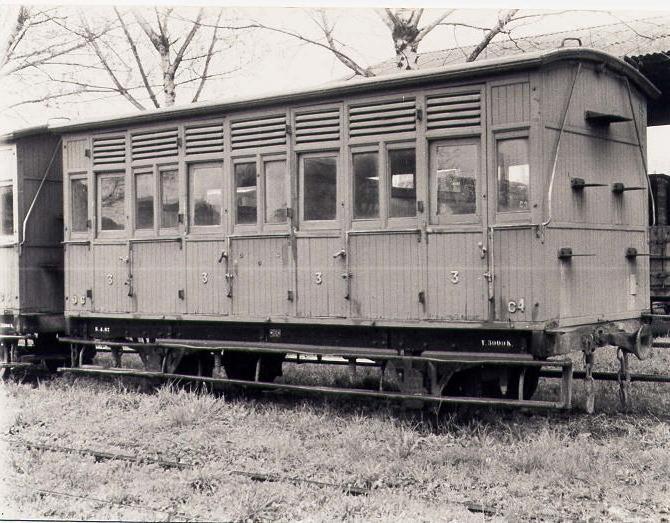 Vagó de construcció anglesa del Tren d'Olot (FFCC de la Terrassa) 1_1110