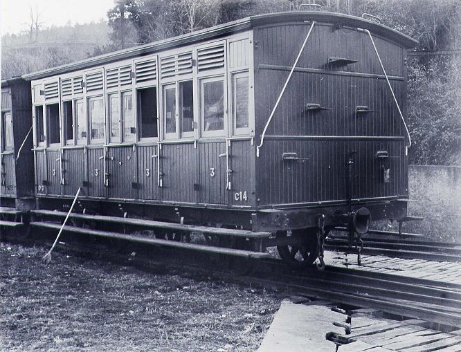 Vagó de construcció anglesa del Tren d'Olot (FFCC de la Terrassa) 1_1210