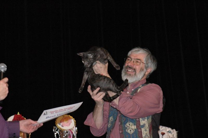 Bernard at the Sannois show today (24 February) Dsc_7110
