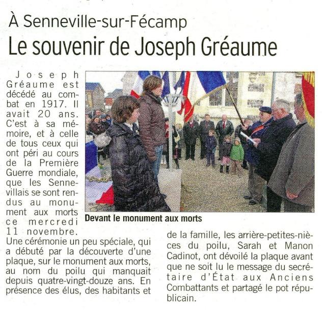 regiment - Senneville-sur-Fécamp - Poilus oubliés 2009-112